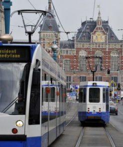 Amsterdam Tram, GVB