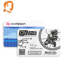 Public Transport Chip Card Anonymous