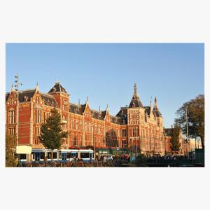 Public Transport Tickets Amsterdam