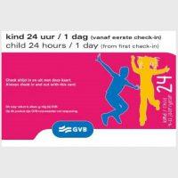 Amsterdam Day Ticket