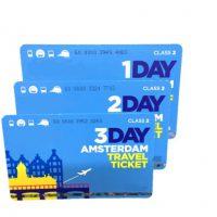 Amsterdam Travel Ticket