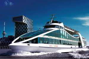 Spido Rotterdam Harbor Tour