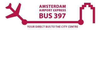 Amsterdam Airport Expresss ticket