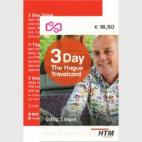 The Hague 3 day ticket