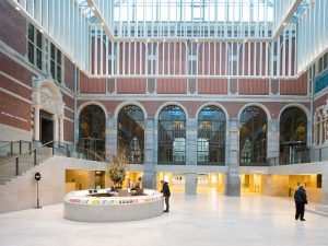 Entrance Rijksmuseum