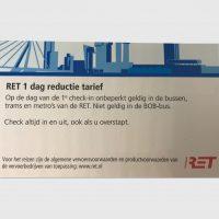 RET 1 Dag Reductie