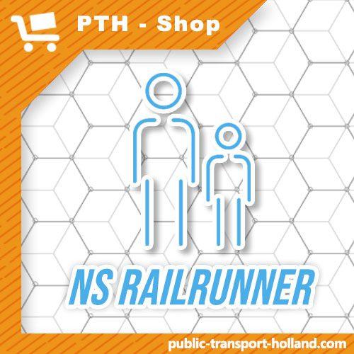NS Railrunner E-ticket