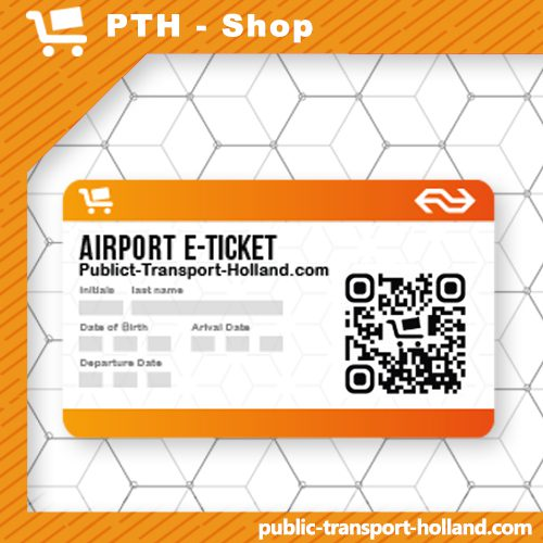 Airport Train Ticket
