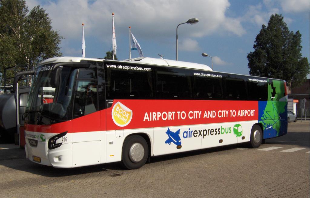 Air Express buss