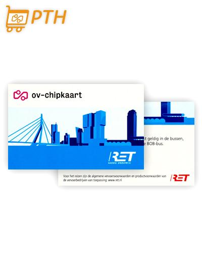 Rotterdam 2-hour Transport ticket
