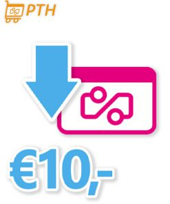 Travel Cerdit €10,-