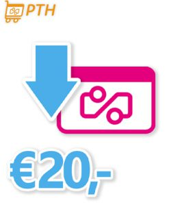 Travel Cerdit €20,-