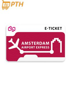 Amsterdam Airport Express ticket