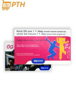 Amsterdam Day ticket for children