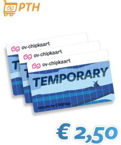 Temporary Lease OV-chipkaart