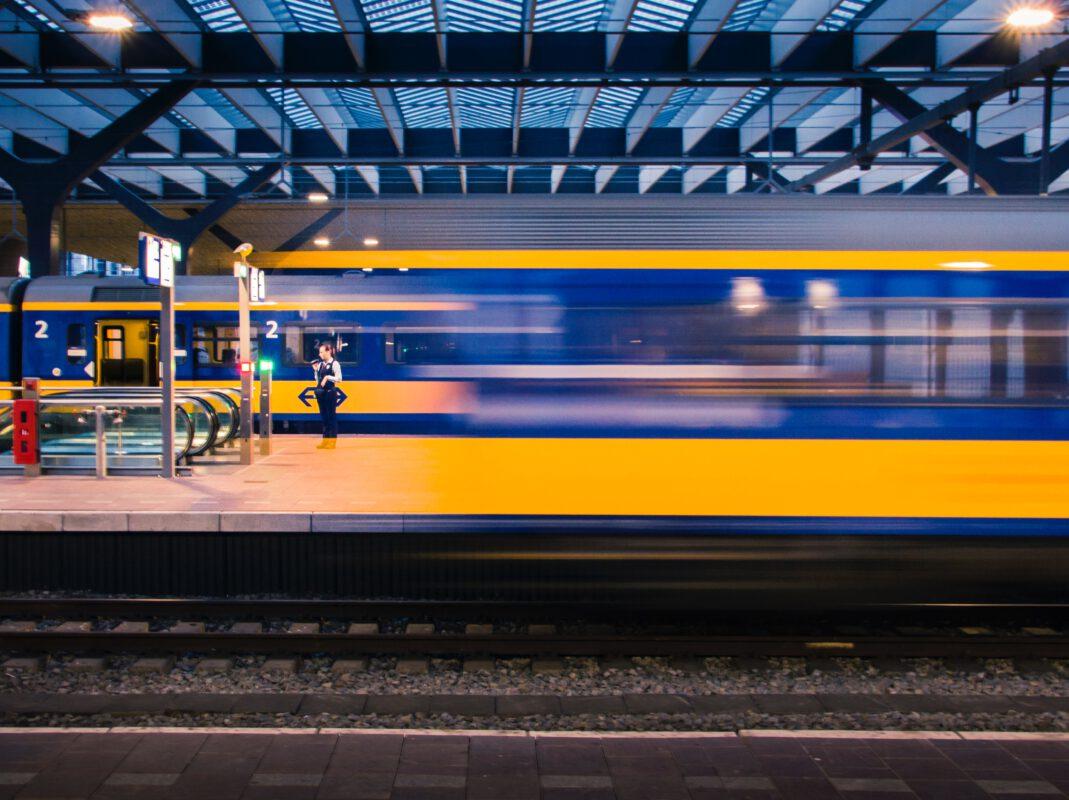 NS trainstation