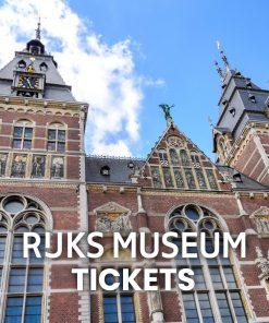 Rijksmuseum Tickets